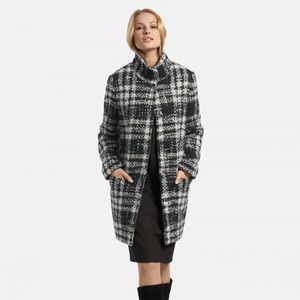 Basler Silver & gray Jacket Blazer